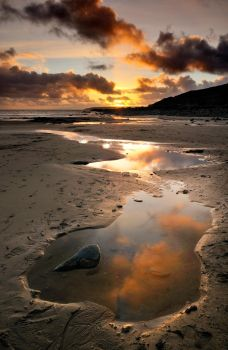 Cornwall Evening by midlander1231