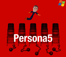 Persona5 confirmed for PC by Spik-bagel
