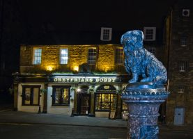Greyfriars Bobby by BusterBrownBB