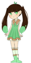 Commission for Minty-the-Otaku 1/2 by tutti-fruppy
