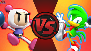 CFC|Bomberman vs. Bean by Vex2001