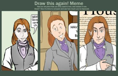 Draw This Again- Elgin! by Le-RenardRoux