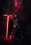 STAR WARS - KYLO REN by MizuriOfficial