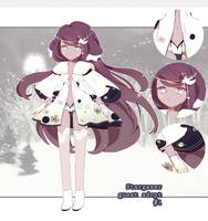[CLOSED]Stargazer Guest Adopt#1 by Madinne