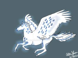 Pegasus by ms-pen