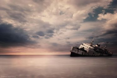 the ship by sultan-alghamdi