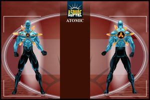 The Atomic Turnaround by gwdill