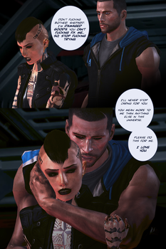 Mass Effect Aftermath - Page 190 by Nightfable