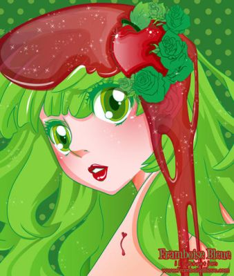 Candy Apple by Naphartiri