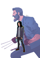 Logan by JoeMDavis