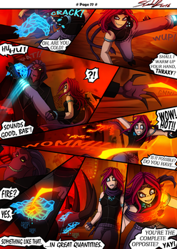 P.U. - Adventure Page 77 by Hevimell