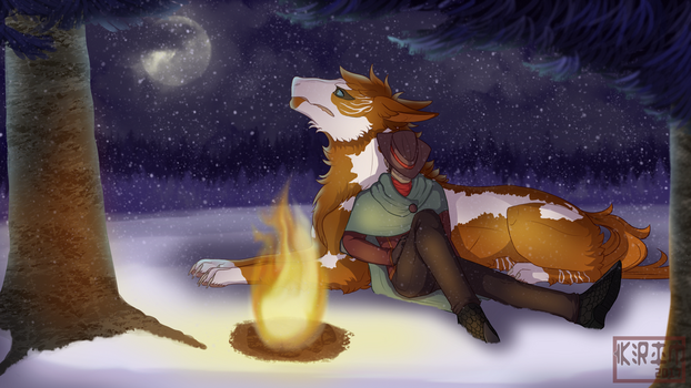[Commission] Purity Trials - Bastion's Journey by KrimzonAriake