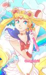 Super sailor moon by MagicalTaini