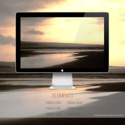 Elements Wallpaper Pack by KHKreations