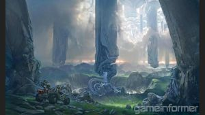 Halo 4 Wallpaper by Goyo-Noble-141