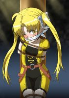 Western Yellow Gagged by Daikinbakuju