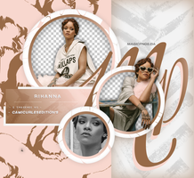 PACK PNG 654 | RIHANNA by MAGIC-PNGS