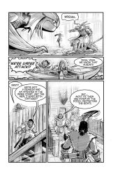 Dragon Trappers P.15 by rufftoon