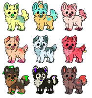 SMOL PUPPO ADOPTS (OPPEN!!1!)! by FoobyFob