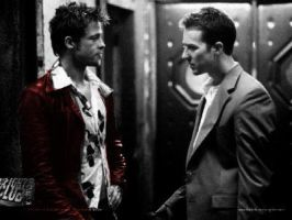 Fight Club by evil-penguins