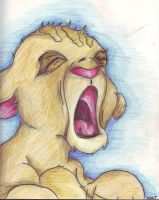 The Lion King by Sugarsop