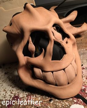bare BONES wip by Epic-Leather