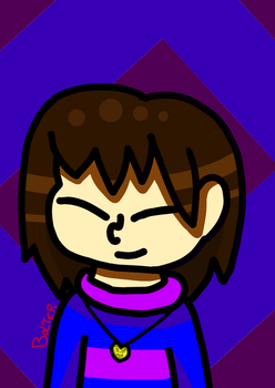 Frisk by BolterBolt03