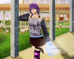 Mizore by dog-food