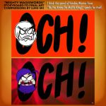 Mighty MagiSwords Storyboards - OCH! by artbylukeski