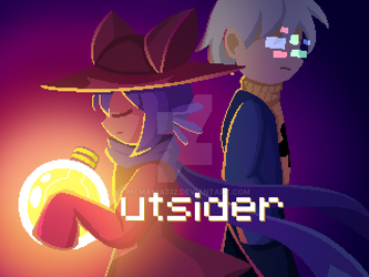 Outsider (OneShot Fan Game) by MCMania332