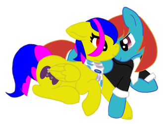 Amber and Austin by BreeLikesPINK