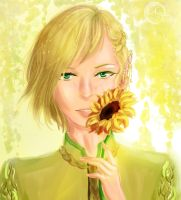 Yurio Elf-Yellow by Abyss-Valkyrie