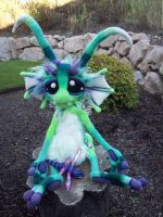 Gabriel's Water Dragon 2 by Tanglewood-Thicket
