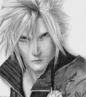 Cloud Strife by malicon