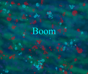Boom by lillybow123