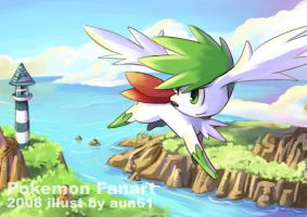 Flying Shaymin