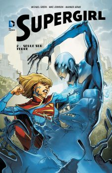 SUPERGIRL Tome 2 by DCTrad