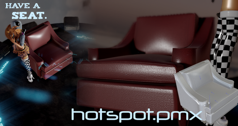 Download hotspot.pmx chair for MMD by vasilnatalie