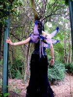 Gothic Fairy Wings by Twinkleallday