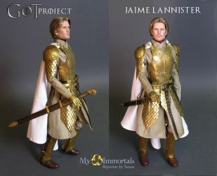 My Immortals jaime Lannister Game of Thrones by my-immortals