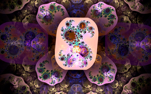 fractal plates by Andrea1981G