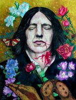 Rest in Peace Severus by Vulkanette