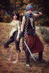 Prince of Persia / cosplayers by Juriet
