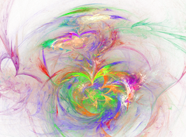 Colorful Heart by kiarajoy-stock