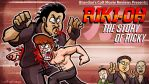 Title Card: Riki-Oh The Story of Ricky by hooksnfangs