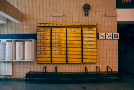 Topolcany station 02 by turn-your-back