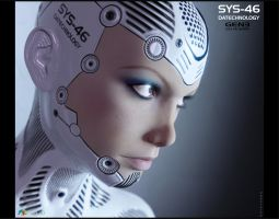 SYSTEM 46 CU 3 human face opt by DAVEYABBO