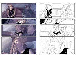 Morning glories 26 page 6 by alexsollazzo