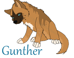 Gunther by AngelontheHorizon