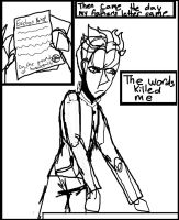 Ain's comic wip by L0rdL0ser